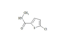 Rivaroxaban Related Compound (5-Chloro-2-Thiophenecarboxylic Acid N-Methylamide)