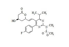 Rosuvastatin lactone