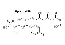 Rosuvastatin Calcium Salt