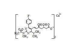 (3S,5S) Rosuvastatin Calcium Salt