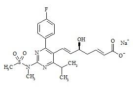 Rosuvastatin 2,6-Diene Impurity
