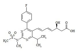 Rosuvastatin 4,6-Diene Impurity