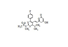Rosuvastatin Pyranone Impurity
