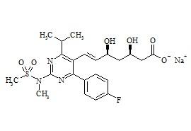 Rosuvastatin Sodium Salt