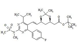 Rosuvastatin Acetonide