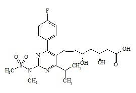 Rosuvastatin Z-isomer