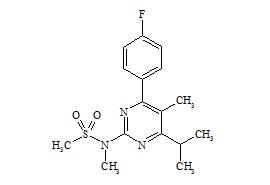 Rosuvastatin 5-Methyl Pyrimidine
