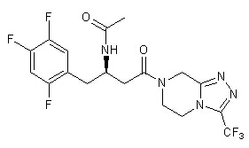 Sitagliptin Impurity 2