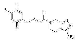 Sitagliptin Impurity 1