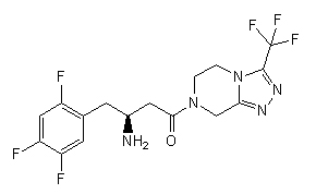 Sitagliptin Impurity 11
