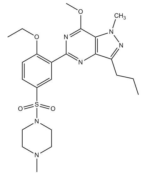Sildenafil Impurity 5