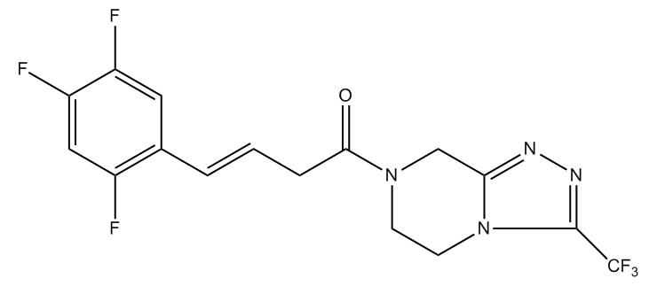 Sitagliptin Styrylacetyl Analog