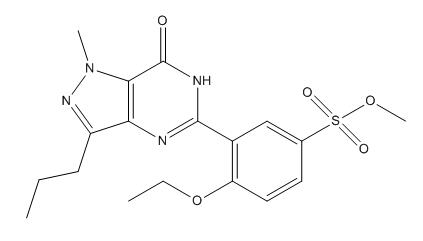 Sildenafil Impurity 1