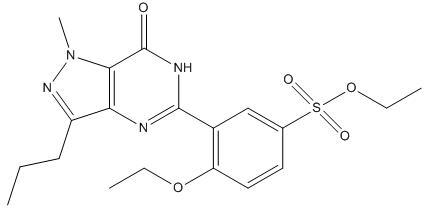 Sildenafil impurity 22