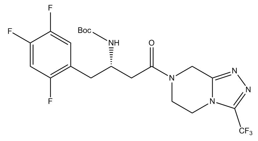 Sitagliptin Impurity 15
