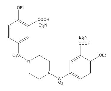 Sildenafil Impurity Ⅳ-2