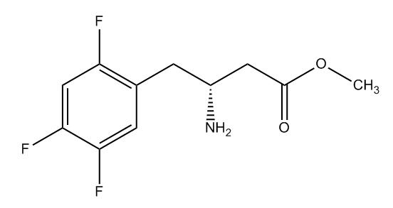 (R)-Sitagliptin Methyl-Ester Impurity