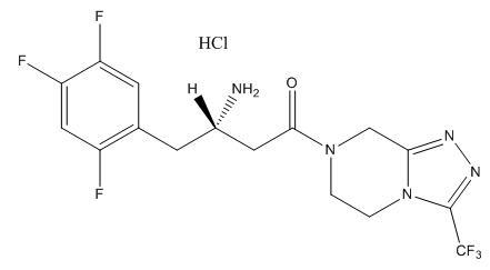 Sitagliptin EP Impurity A HCl