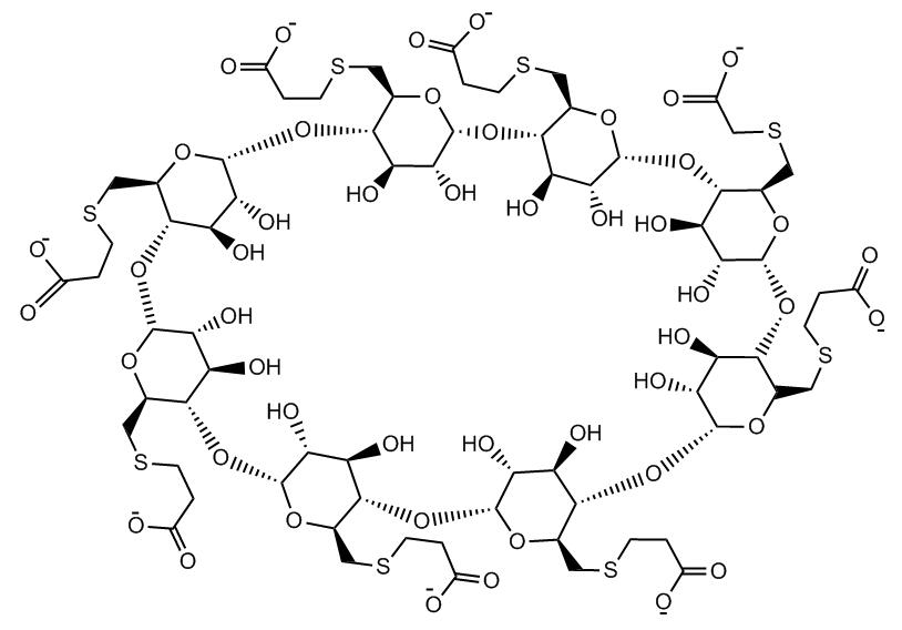 Sugammadex Impurity P0Z6(0.91 Impurity)