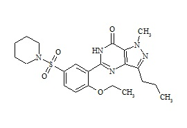 Norneosildenafil