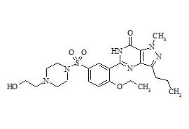 Hydroxyhomo Sildenafil