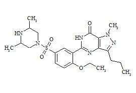 Dimethyl Sildenafil