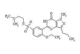 PDE-5 Inhibitor (Sildenafil Related Compound)