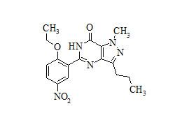Nitrodenafil
