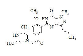 Dimethyl Acetildenafil