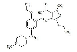 Desmethyl Carbodenafil