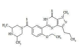 Sildenafil Related Compound