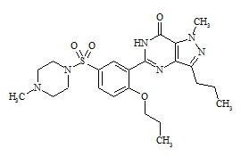 Propoxyphenyl Sildenafil