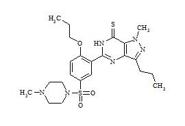 Propoxyphenyl-Thiosildenafil