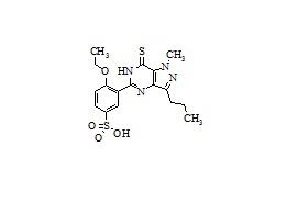 Depiperazinothiosildenafil