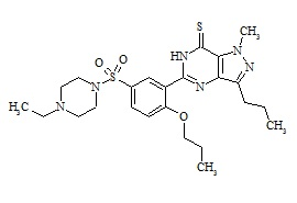 Propoxyphenyl Thiohomosidenafil