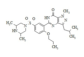 Sildenafil Related Compound 2