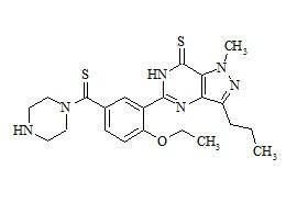 Dithio-Desethyl Carbodenafil