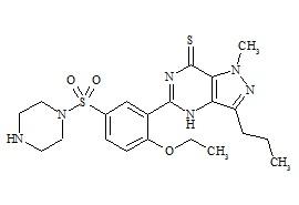 Desmethyl Thiosildenafil