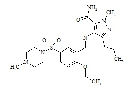 Sildenafil Impurity 3