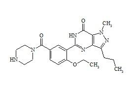 Desethyl Carbodenafil