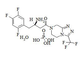 Sitagliptin Monophosphate Monohydrate