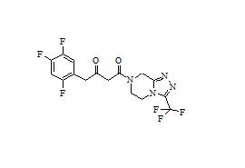 Sitagliptin dioxo impurity