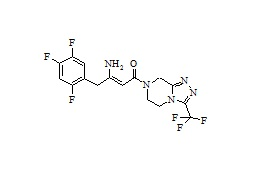 Sitagliptin Impurity M