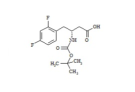 Sitagliptin Defluoro Impurity 3 (Sitagliptin impurity I)