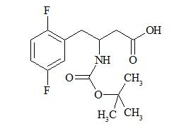 Sitagliptin Defluoro Impurity 4