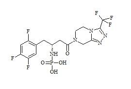 Sitagliptin N-Phoshate Impurity