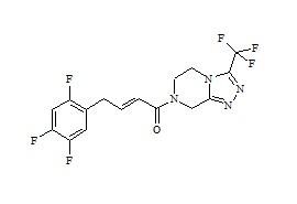 Sitagliptin Deamino Impurity 1