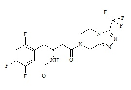 Sitagliptin Impurity 6