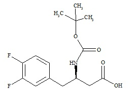 Sitagliptin impurity G