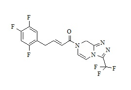 Sitagliptin impurity N related compound